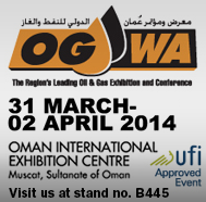 Trinity to exhibit at OGWA 2014