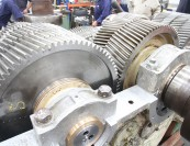Gears, Gearboxes and Sprockets